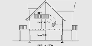 a frame floor plans a frame house plans house plans with loft mountain house plans