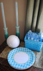 forever the hostess under the sea baby shower