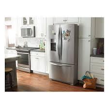 Whirlpool Inch French Door Refrigerator - wrf757sdee whirlpool 36