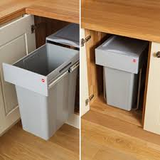 Kitchen Cabinet Waste Bins by A Guide To Waste Bins For Solid Oak Kitchens Solid Wood Kitchen