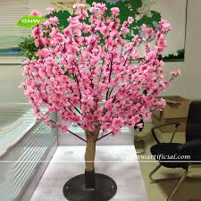 faux cherry blossom tree bls gnw decorative artificial cherry