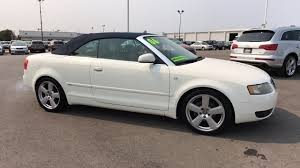 white audi a4 convertible for sale audi a4 convertible for sale used cars on buysellsearch