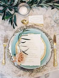 Fancy Place Setting Best 25 Wedding Table Settings Ideas On Pinterest Elegant Table