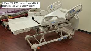 Hill Rom Hospital Beds Hill Rom P3200 Versacare Bed Hospital Beds