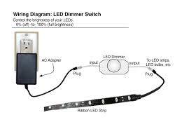 what dimmer to use with led lights and 12v inline switch buy leds