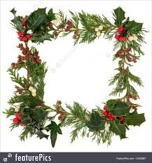 picture of christmas border