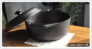cuisine en cocotte en fonte a cuisine saine cuisson saine la fonte naturelle la céramique et