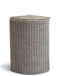 cane laundry hamper laundry baskets corner u0026 pop up laundry bags u0026 bins m u0026s