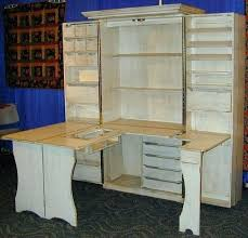 craft cabinet with fold out table craft cabinet with table androidtips co