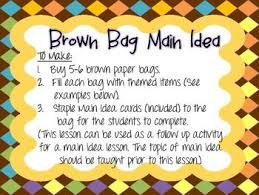 52 best main idea images on pinterest teaching ideas teaching