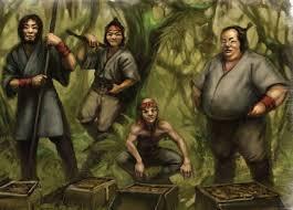 Pokemon Hantei - image bandit gang jpg l5r legend of the five rings wiki
