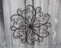 Faux Wrought Iron Wall Decor Wall Art Ideas Top 10 Wrought Iron Metal Wall Art With Vintage