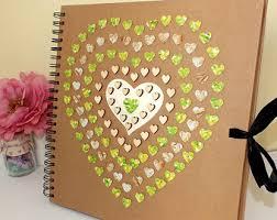 Large Wedding Photo Album Personalised Scrapbook Album Photo Album Baby Scrapbook