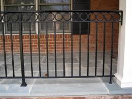 railings for porches and steps millennial living