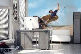 deco de chambre ado déco chambre ado vive le skateboard