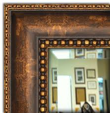 Decorative Mirrors For Bathrooms by Custom Framed Mirrors For Bathrooms Louisiana Bucket Brigade