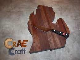 state shaped edge grain cutting boards crave craft
