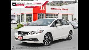 nissan altima 2015 enterprise 2015 honda civic ex sedan harmony honda white 17531a