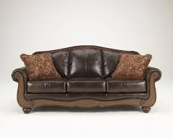 ashley furniture barcelona sofa barcelona antique sofa by ashley home gallery stores