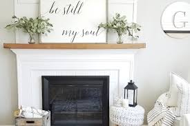 Styling Room 35 Beautiful Fall Mantel Decorating Ideas