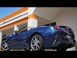 Ferrari California 1965 - 2011 ferrari california for sale in bonita springs fl stock