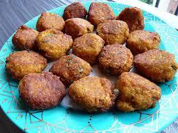 cuisine tunisienne poisson recette de boulettes de poisson à la tunisienne