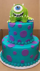little monster 1st birthday party monsters cake and birthdays