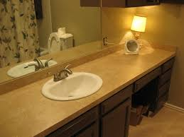 bathroom minimalist design ideas using oval white sinks and