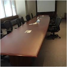 used conference room tables office conference room chairs really encourage used conference