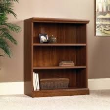 Solid Cherry Wood Bookcase Cherry Bookcase With Doors Foter