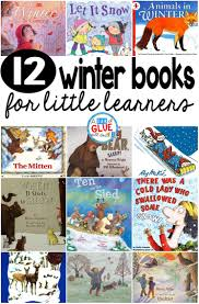12 winter books for little learners a dab of glue will do