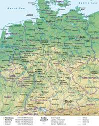 Maps Of Germany by Online Maps