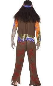 70s Halloween Costumes Men Hippie Halloween Zombie Costume 1970 U0027s Hippie Zombie Men U0027s Costume