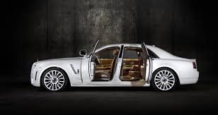 roll royce diamond mansory rolls royce white ghost limited