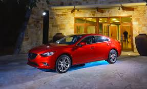 mazda car and driver 2014 mazda 6 2 5l first drive u2013 review u2013 car and driver