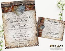 barn wedding invitations barn wedding invitation set rustic wedding invitation country