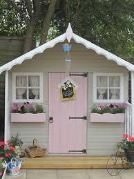 best 25 painted playhouse ideas on pinterest plastic outdoor