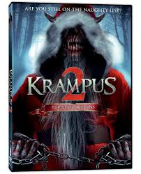 amazon com krampus 2 the devil returns richard goteri a j