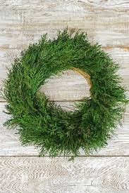 christmas holiday garlands and wreaths