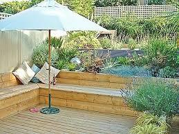 Sloping Garden Ideas Photos Sloping Garden Design Ideas Home Safe