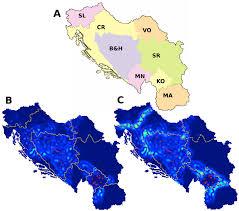 Yugoslavia Map How Can We Stop Ethnic Violence U2013 Complex Systems Channel U2013 Medium