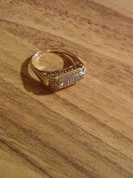 ring gelbgold 585 mit 5 brillanten jpg