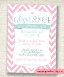 sugar and spice and everything baby shower sugar and spice and everything that by adlyowlinvitations