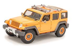 jeep wrangler orange maisto 36699 orange 1 18 scale jeep rescue unit toy in orange
