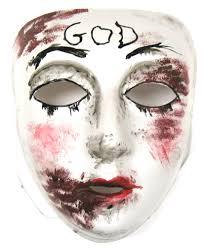 scary mask scary purge similar masquerade mask