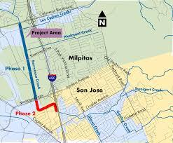 100 Year Floodplain Map Upper Berryessa Creek Flood Risk Management Project Santa Clara