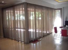 Floor To Ceiling Curtain Rods Decor Curtains From Ceiling 100 Images Ceiling Curtain Track