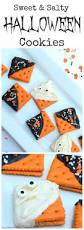 halloween dish towels 5 minute sweet u0026 salty halloween cookies holidays halloween