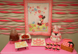 baby shower decoration ideas minnie mouse baby shower ideas events to celebrate