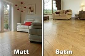 satin finish vs matte finish wood flooring trends